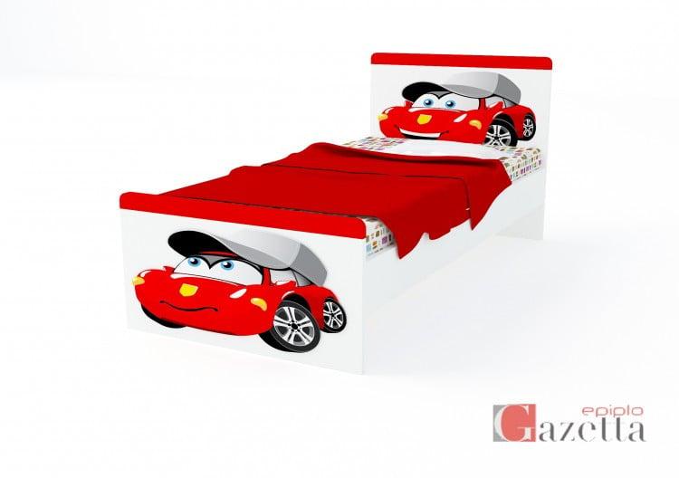 Παιδικό κρεβάτι STAMP σχέδιο MAC