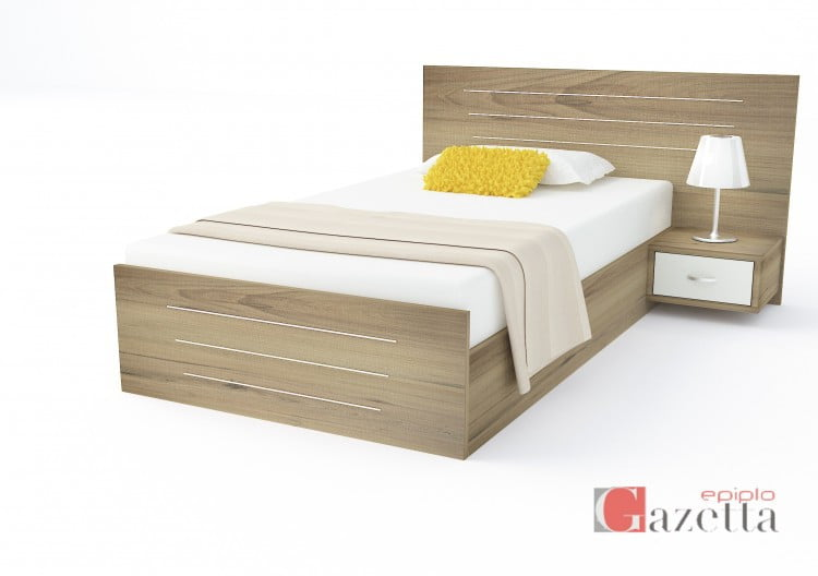 Παιδικό κρεβάτι Style με επέκταση