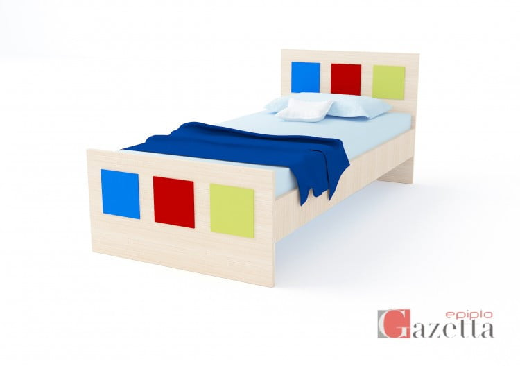 Παιδικό κρεβάτι Son