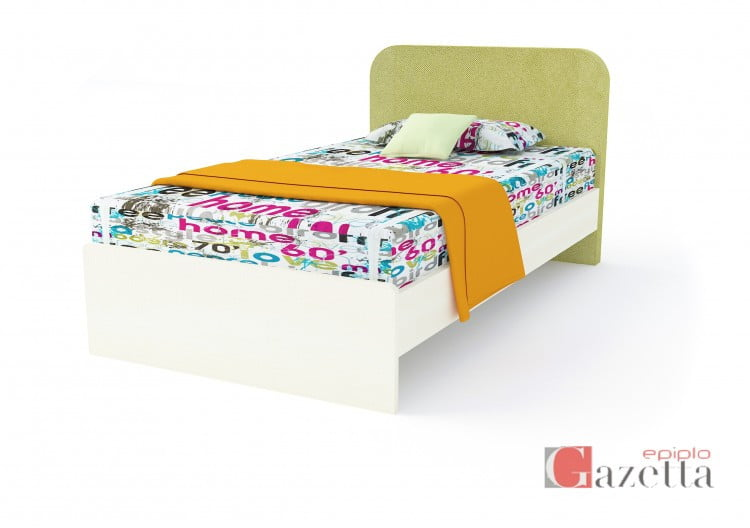 Παιδικό κρεβάτι υφασμάτινο Toddy