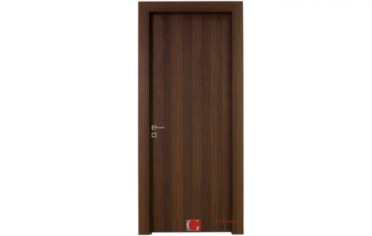 Πόρτα Laminate καρυδιά