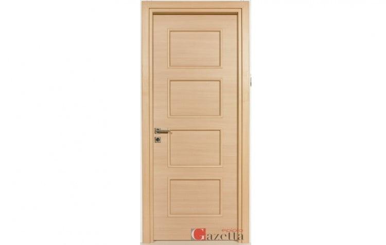 Πόρτα Laminate με 4 ταμπλάδες