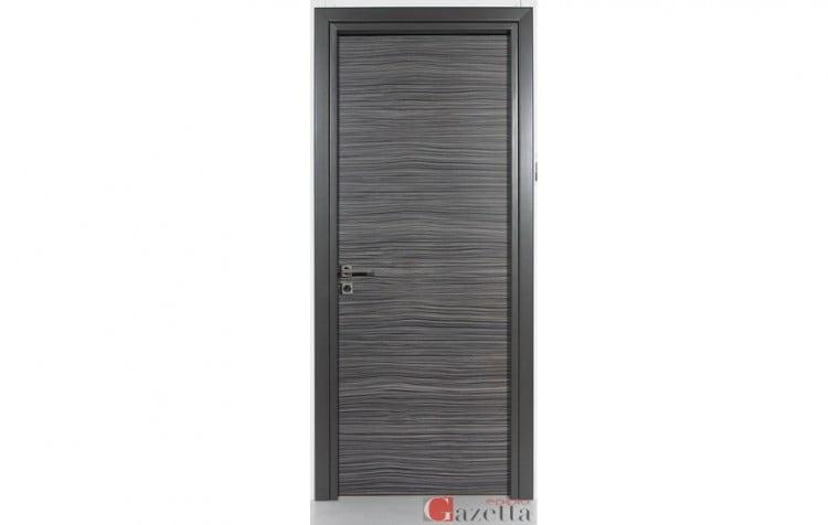 Πόρτα Zebrano gray