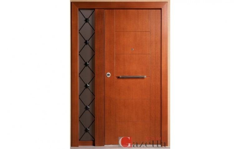 Πόρτα Θωρακισμένη με σταθερό