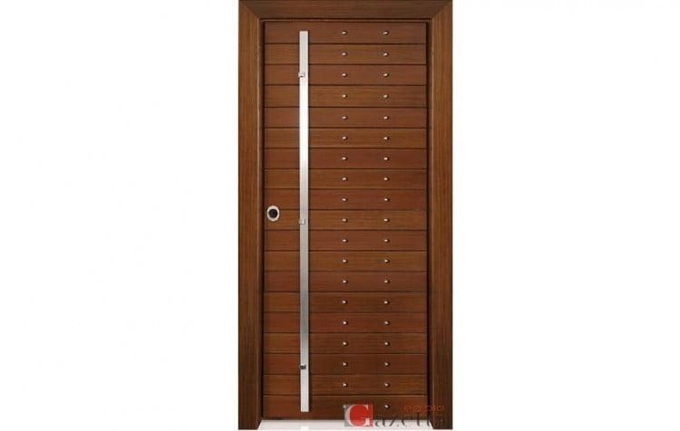 Πόρτα Θωρακισμένη Μασίφ