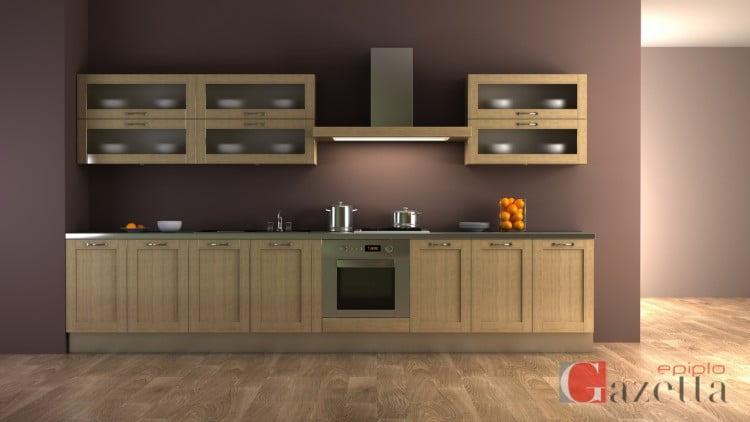 Μοντέρνα κουζίνα 404