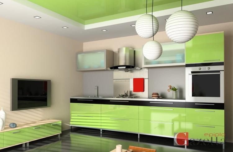 Μοντέρνα κουζίνα 302