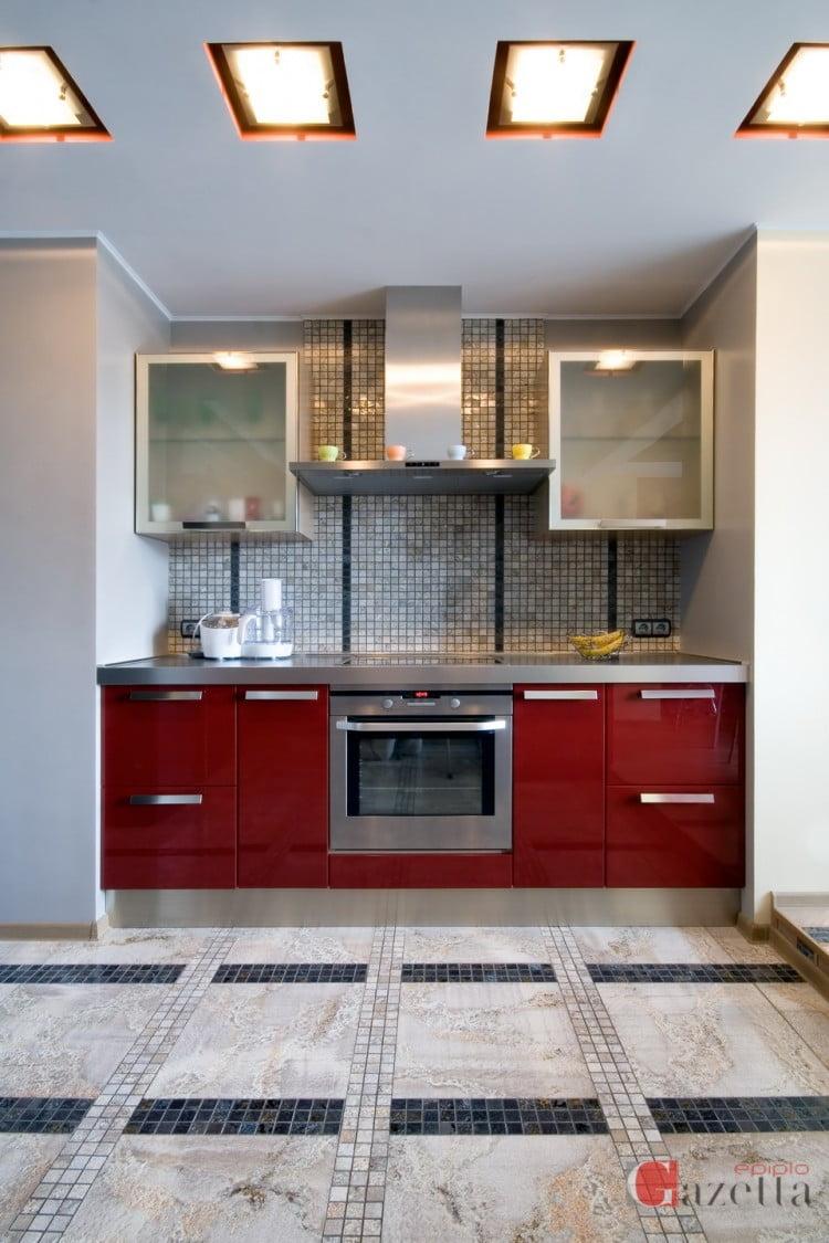 Μοντέρνα κουζίνα 303