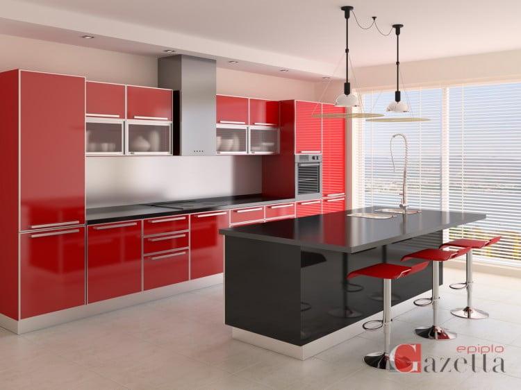 Μοντέρνα κουζίνα 316