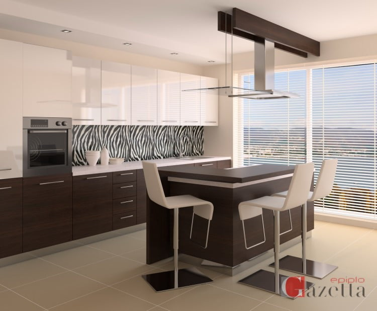 Μοντέρνα κουζίνα 212