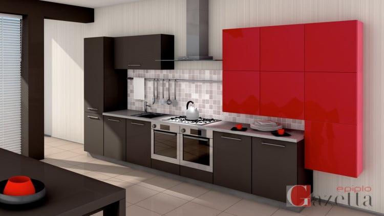 Μοντέρνα κουζίνα 402