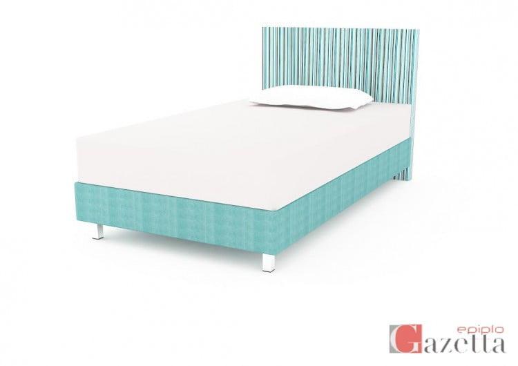 Παιδικό κρεβάτι υφασμάτινο Flavio