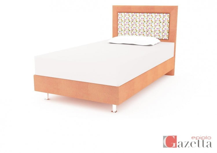 Παιδικό κρεβάτι υγασμάτινο Luigi