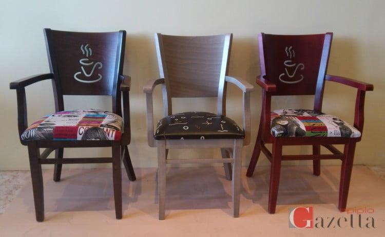 Καρέκλες πολυθρόνες Α03