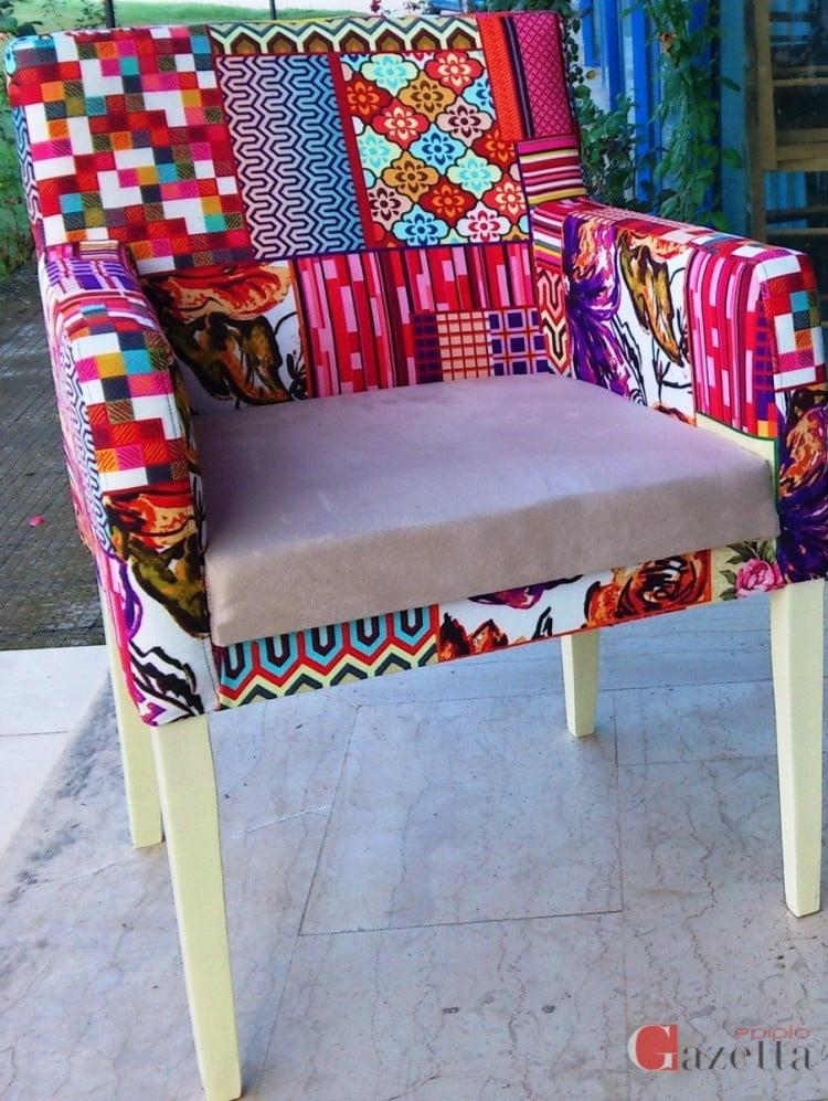 Καρέκλα πολυθρόνα Α06