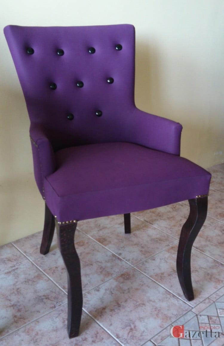 Καρέκλα πολυθρόνα Μπαρόκ 4
