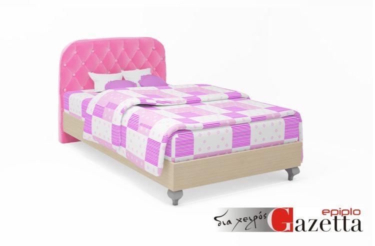 Παιδικό Κρεβάτι ROMANTIC